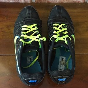 Nike Shoes - Nike Men's Zoom Rival S Track Shoes with Spikes 12